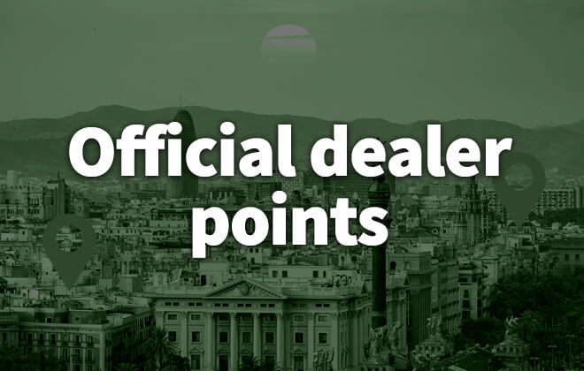 OMC Official Dealer Points